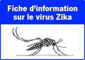zika fact sheet in French