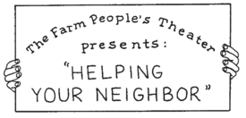 ALT=sign with the name of the play