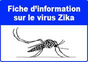 zika fact sheet in French